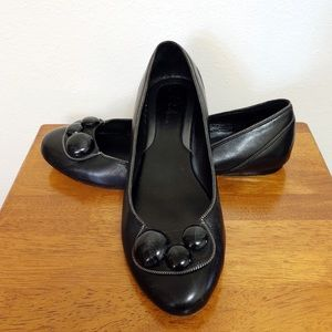 Cole Haan Leather Flats